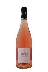 Domaine de la Garnière Merlot Rosé IGP Loire 2019