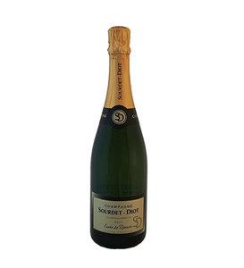 Sourdet-Diot Champagne Cuvée de Réserve brut
