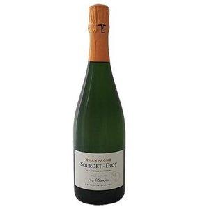 Sourdet-Diot Champagne Pur Meunier Brut Nature