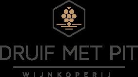 Logo Druif met pit